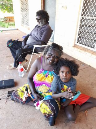 Indigenous boy raised from death